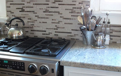 Landshape Contracting kitchen renovations
