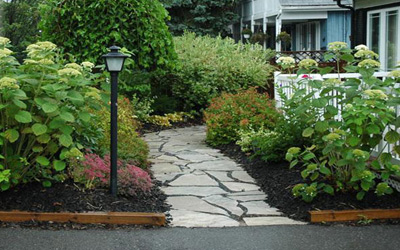 Landshape Contracting landscape and hardscape