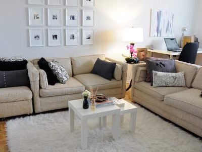 decoration and staging