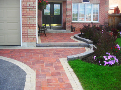 landscape curb appeal